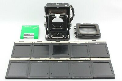 Wista Check [Exc+5] Wista 45 SP 4x5 Large Format Film Camera + Cut Holder Japan  • 492.22£
