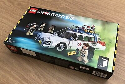 LEGO IDEAS 21108 Ghostbusters Ecto-1. Brand New Sealed Set. Retired • 120£