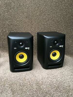 KRK Rokit Powered 5 RPG 2 Speakers Pair • 99.99£