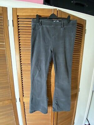 Simply Be Ladies High Waist Pull-on Jeans Size 16R • 2.90£