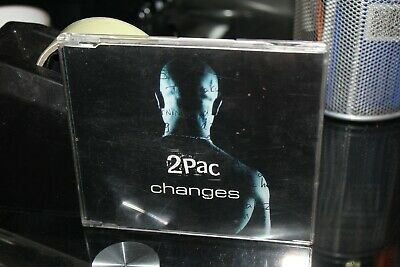 2Pac - Changes - CD Single (BOX AA6) • 1.99£