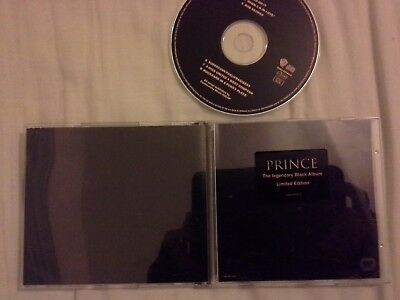 PRINCE - THE BLACK ALBUM - NO 9362-45793-2 FROM 1994 - RockHard SPELLED CORRECT • 50£