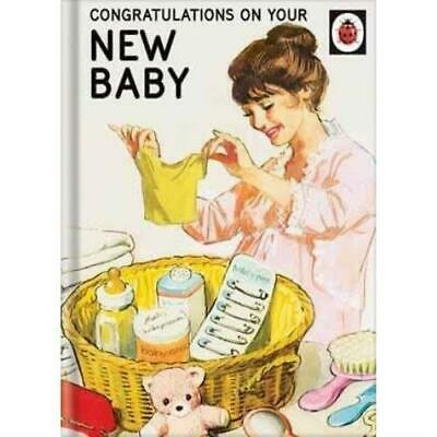 Ladybird Books For Grown-Ups   New Baby Card • 2.99£