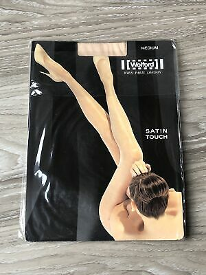 Walford Satin Touch Tights -  Cosmetic  - Medium - NOS • 4.99£