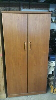 G Plan Gents Wardrobe Collectable Classic 1960s House Clearance Home Furnishings • 50£