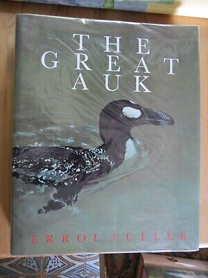£49.99 • Buy New Naturalist Interest The Great Auk By Errol Fuller