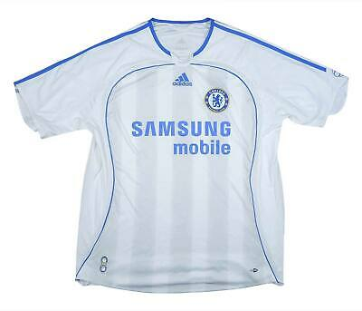 Chelsea 2006-07 Authentic Away Shirt (Excellent) L Soccer Jersey • 35.99£