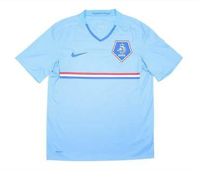 Holland 2008-09 Authentic Away Shirt (Excellent) S Soccer Jersey • 34.99£