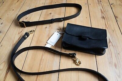 Toast Kate Sheridan Small Belt Bag With Shoulder Strap Vegetable Tanned Leather • 95£