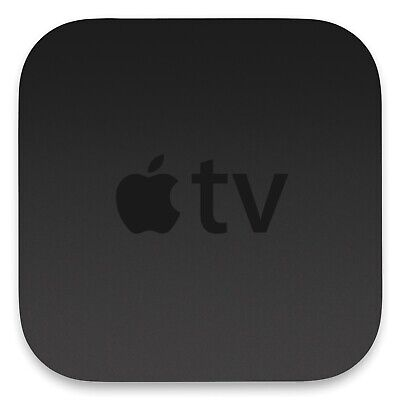 AU144.44 • Buy Apple TV HD Media Streamer 3rd Gen A1469 Media Box With Mains Lead