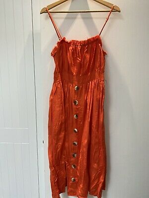 AU17 • Buy ASOS Strappy Midi Dress (NWOT) Size 14