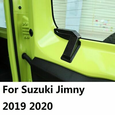 AU35.67 • Buy Black Rear Windshield Heating Wire Protection Cover For Suzuki Jimny 2019 2020