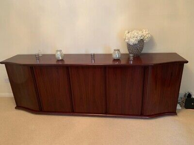 Skovby Rosewood Large Sideboard - Immaculate Condition! • 225£