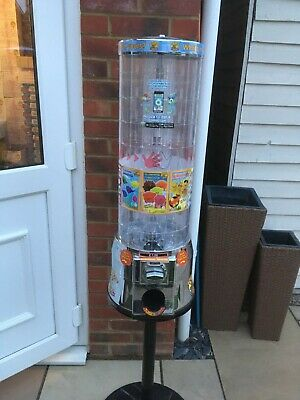 Coin Operated Toy Capsule Vending Machine • 85£