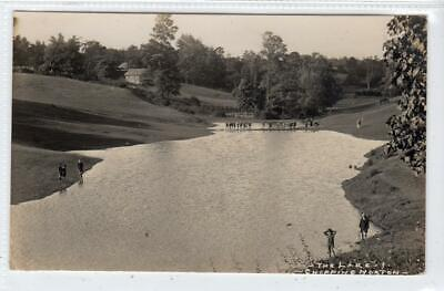 £8 • Buy THE LAKE, CHIPPING NORTON: Oxfordshire Postcard (C54262)