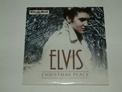 Elvis Presley - Christmas Peace - Daily Mail Promo 15 Track Cd • 1.60£