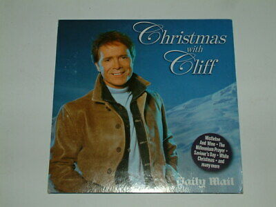 Cliff Richard - Christmas With Cliff - Daily Mail Promo 10 Track Cd • 1.60£