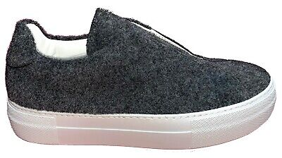 = Joshua Sanders Slip On Sneakers Trainers Casual Womens Ladies Shoes Made Italy • 39.99£