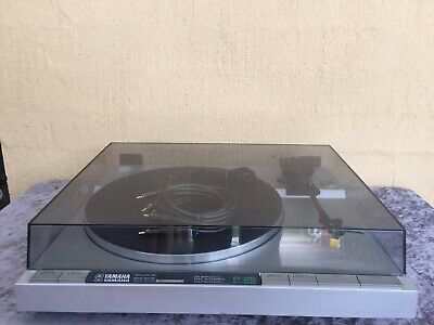 AU250 • Buy Vintage Yamaha Direct Drive Automatic Turntable Model P-25 Made In Japan I Post