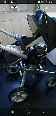 Greco 3 In 1 Pushchair With Car Seat • 20£