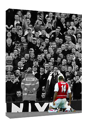 £31.50 • Buy Arsenal, Thierry Henry Mounted, Framed Or Canvas Print Or 24  36  Quality Poster