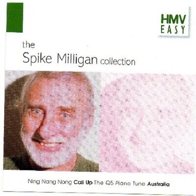 The Spike Milligan Collection CD Value Guaranteed From EBay's Biggest Seller! • 2.48£