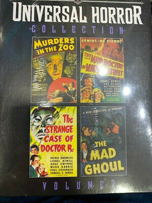 UNIVERSAL HORROR COLLECTION VOL 2   REGION A    A Shout Factory Release • 59.99£