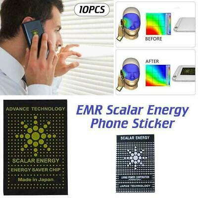 Cell Phone Patch Anti Radiation Sticker Neutralizer Computer Shield N0Y1 • 3.13£