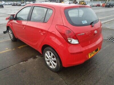 Hyundai I20 1.2 16v 2012 Breaking For Salvage Spare Parts • 5£