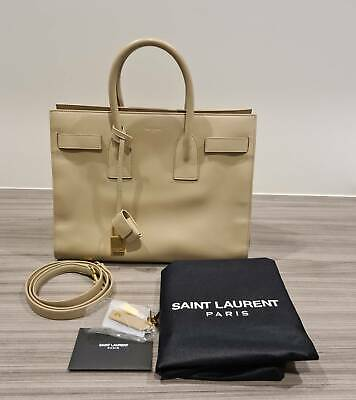 AU995 • Buy Classic Saint Laurent Sac De Jour Small In Smooth Leather