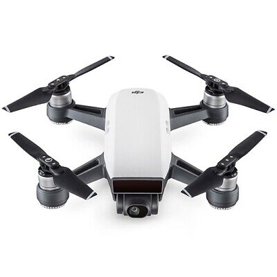AU600 • Buy Used DJI Spark Fly More Combo Mini Drone (Alpine White) (Excellent Condition)