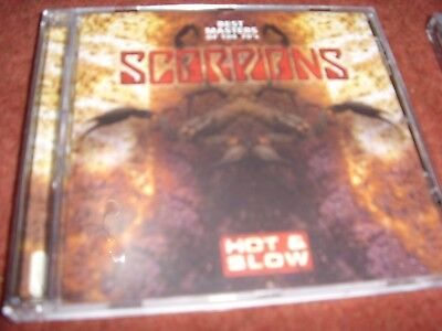 £3.75 • Buy The Scorpions - Hot & Slow - Best Masters Of The 70's ( CD 2009 )