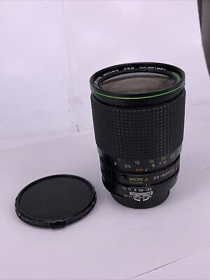 Hanimex MC Auto Zoom 28-80mm 3.5/4.5 Nikon Mount • 14.99£
