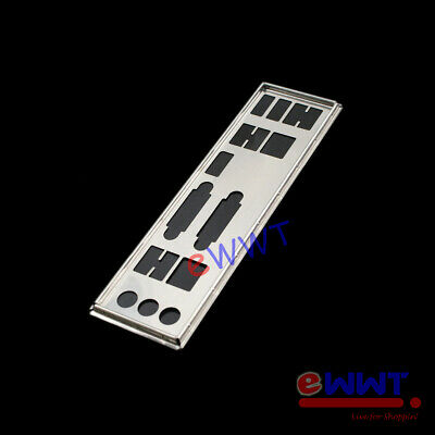 $ CDN4.76 • Buy For Intel DQ77MK / DQ77HK Replacement IO Shield Back Panel Blende Cover ZVOP237