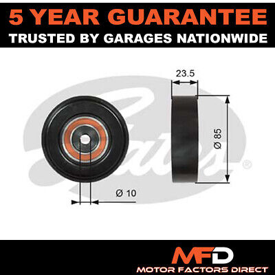£26.04 • Buy Gates Drive Belt Deflection Guide Pulley 1753077E00