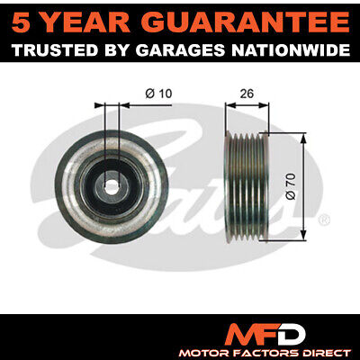 £67.68 • Buy Gates Drive Belt Deflection Guide Pulley 1660423011 1660423011