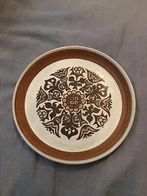 DENBY CANTERBURY Small SIDE PLATE  Vintage Langley Mid Century DELIVERY INCLUDED • 2.20£