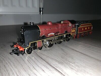 Hornby R357 Patriot Class Steam Loco 5541 Duke Of Sutherland Lms Crimson Livery • 30£