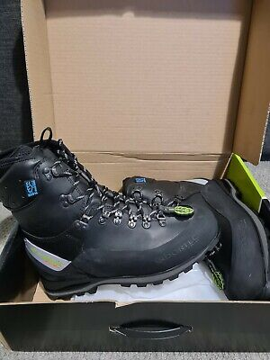New Arbortec Scafell Lite Black Chainsaw Boots Class 2 Size UK 9  • 200£