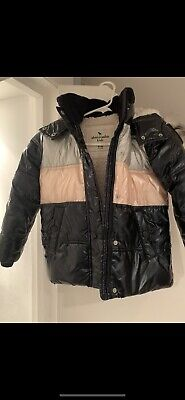 Girls Winter Abercrombie Coat 5/6 Years • 15£