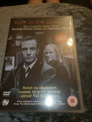 Wire In The Blood The Complete Third Series Dvd • 1.60£