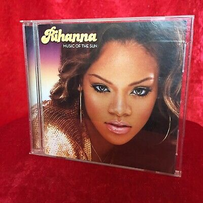 AU8 • Buy Rihanna Music Of The Sun 2005 Album CD