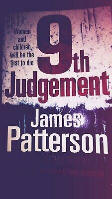 AU4.95 • Buy 9th JUDGEMENT JAMES PATTERSON P/B