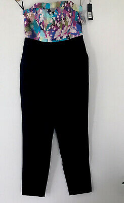 AU25 • Buy River Island Jumpsuit 12- Brand New With Tags