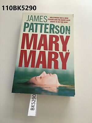 AU20 • Buy Mary, Mary By James Patterson  Paperback LOT110 110BK5290