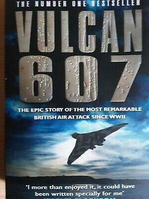 Vulcan 607 By Rowland White (Paperback, 2006) • 1.88£