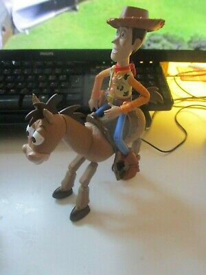 Toy Story Woody And Bullseye • 15£