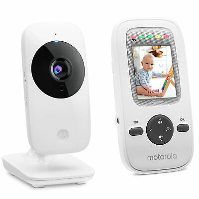 View Details Motorola MBP481 Baby Monitor With 2 Inch Colour LCD Display Parent Unit • 42.74£