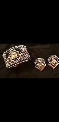 Black And Gold River Island Jewellery • 4£