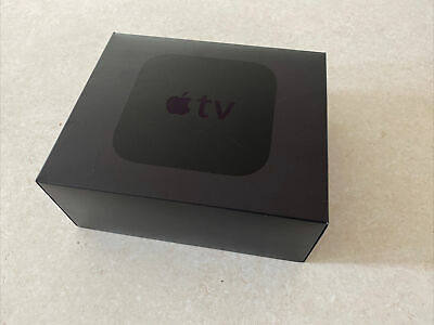 AU1 • Buy Box Only - Apple TV (4th Generation) (Black)